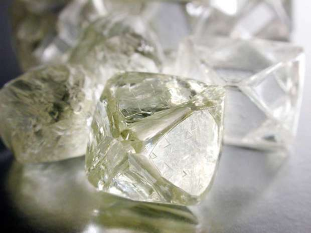 Rare diamonds are hot right now, but Foxfire found in Canada's Diavik mine is a 'really rare find' says miner.
