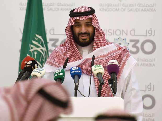 Deputy Crown Prince Mohammed bin Salman told Bloomberg News in an interview in March that authorities have started paying companies back. According to multiple sources, the country  is considering giving contractors IOUs to settle some outstanding bills.