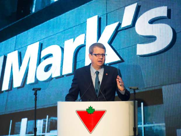 "Every square foot in Canadian Tire is being fought over,"" Canadian Tire CEO Mike Medline said in an interview."