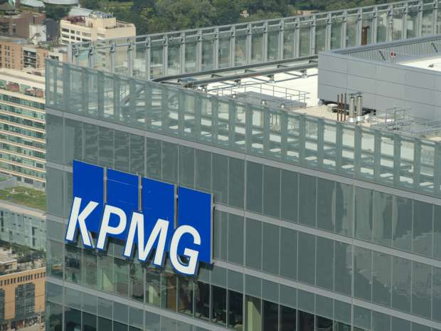 "KPMG issued a statement in response to a request for comment on the complaint, calling it defamatory ""nonsense."""