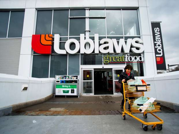 "Loblaw says a ""technical error"" forced the temporary closure of a number of its stores today."