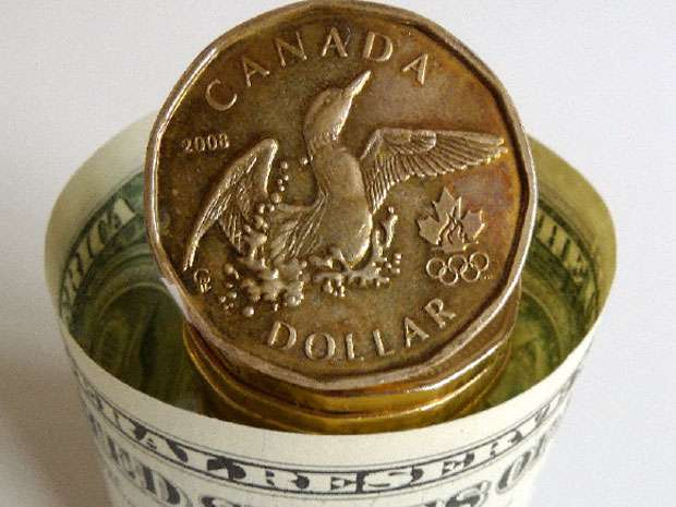 TD Securities is predicting an end to the loonie's recent meteoric rise.