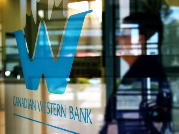 Canadian Western Bank said it would record $33 million of provisions for credit losses on its oil and gas production portfolio.