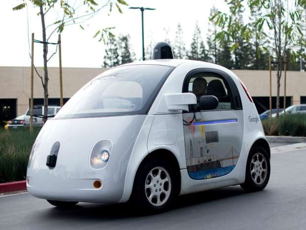 Google has said that it does not want to build self-driving vehicles on its own and has explored alliances with auto companies.