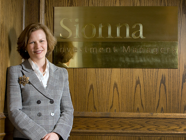 Sionna Investment is a firm founded by Kim Shannon 14 years back and whose mantra is relative value.