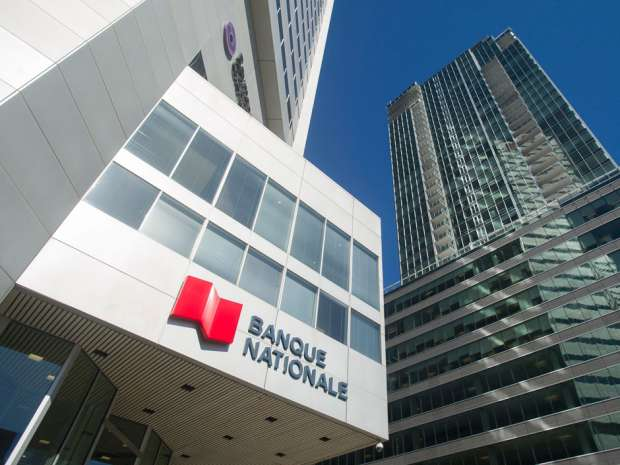 National Bank followed Canadian Western in the rare step of pre-announcing new provisions for losses due to low energy prices.