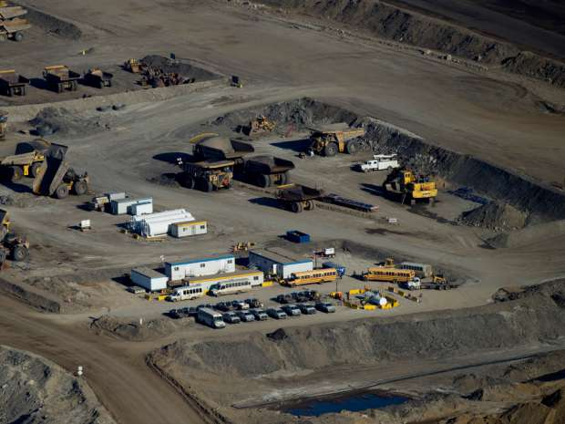 Spokespeople for numerous oilsands producers said the fire is still far away from facilities, with the closest roughly a 30-minute drive north from the city.