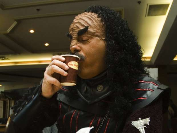 Paramount Pictures says a U.S. court doesn't need to declare that Klingon is a living language
