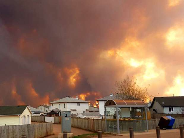 Fort McMurray's raging inferno is shaping up to be worse than the Slave Lake fire of 2011, one of the most costliest natural disaster in Canada's history.