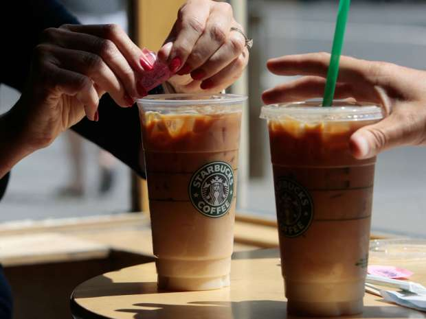 The plaintiff who filed the suit alleges that those who purchase cold beverages at Starbucks receive far less coffee than advertised.