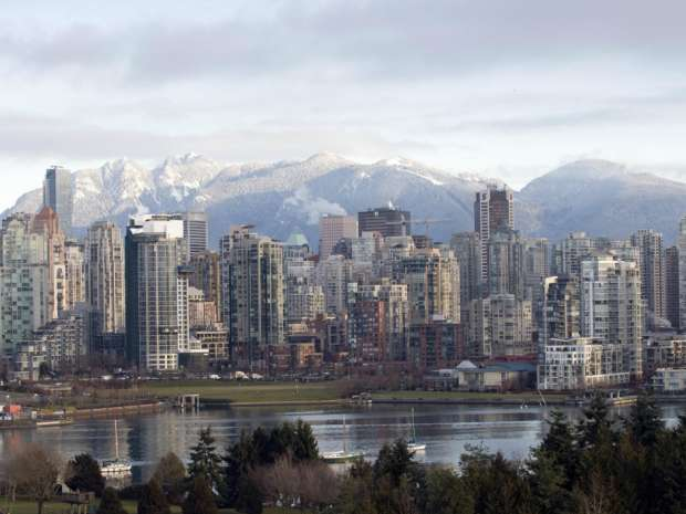 The real estate board of Greater Vancouver reported that prices have risen 23.2 per cent from a year ago, according to its price index.