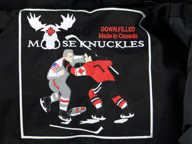The Competition Bureau alleges Moose Knuckles' parkas marketed as made-in-Canada are mostly made in Vietnam and elsewhere in Asia.