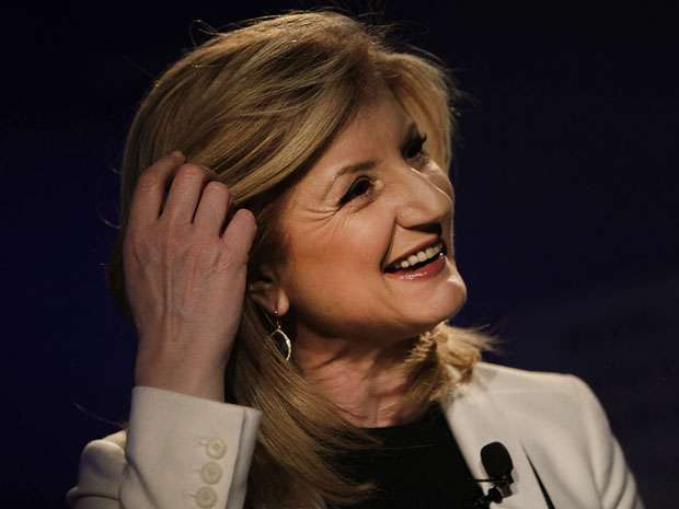 Arianna Huffington has been named to the board of Uber, its first female member.