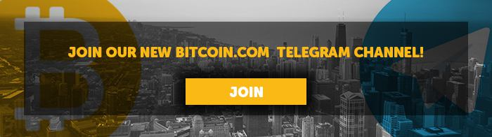 Bitcoin.com Telegram channel